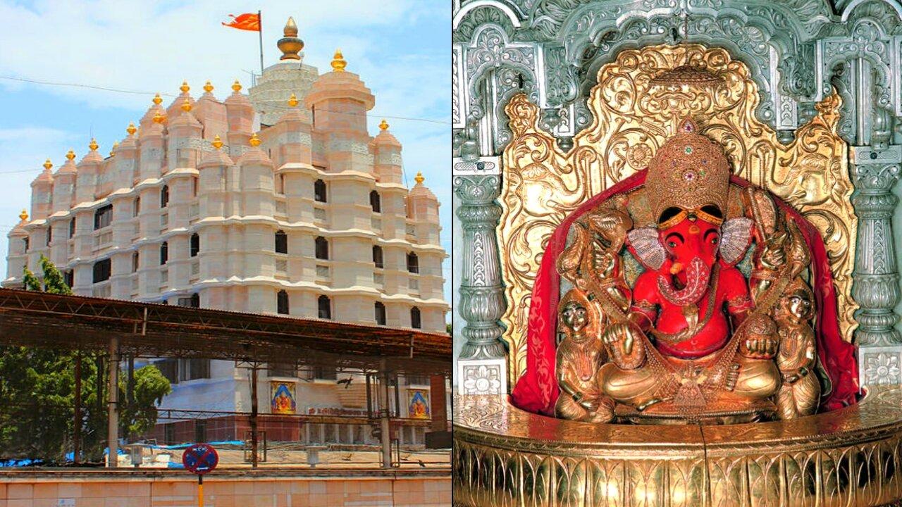 Siddhivinayak Temple Trust on Army