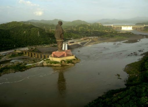 Statue Of Unity Times List of 100 Places