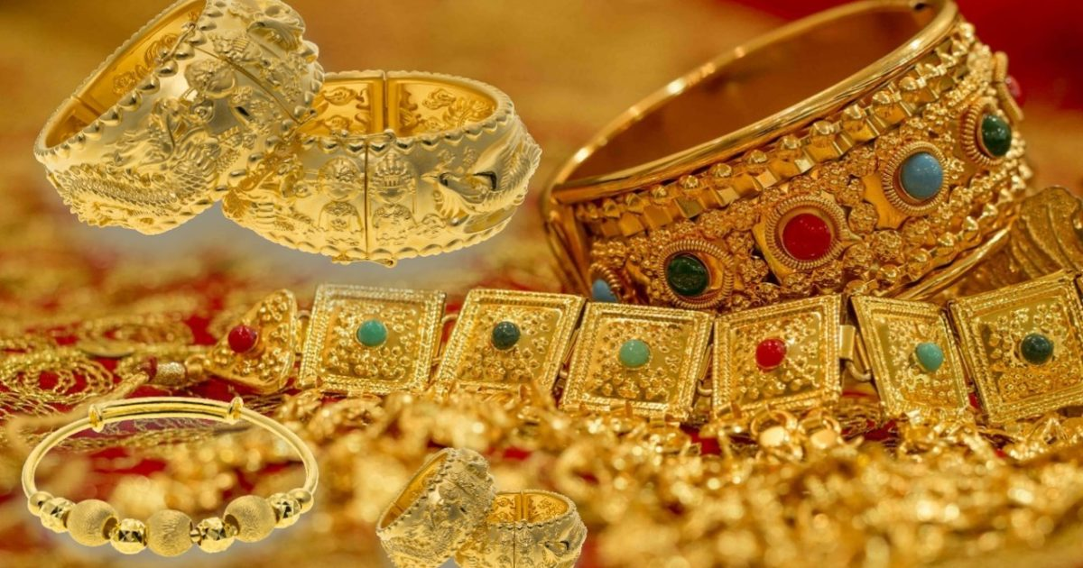 Gold Treasure Found In UP