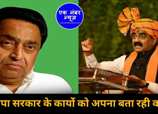 Jabalpur MP Rakesh singh on Kamalnath