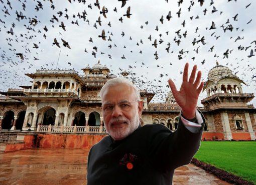 Modi On India Tourism