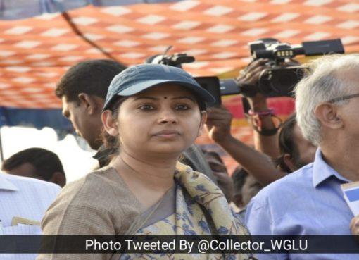 IAS Smita Story