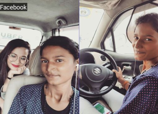 Komal Uber Driver Delhi Story