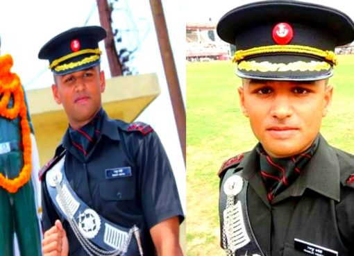Lance Naik Bachan Singh Son Indian Army