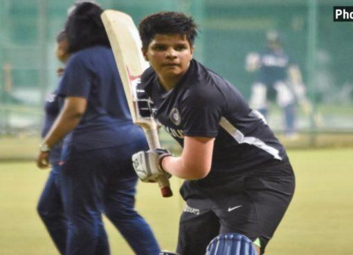 Shafali Varma Cricket India
