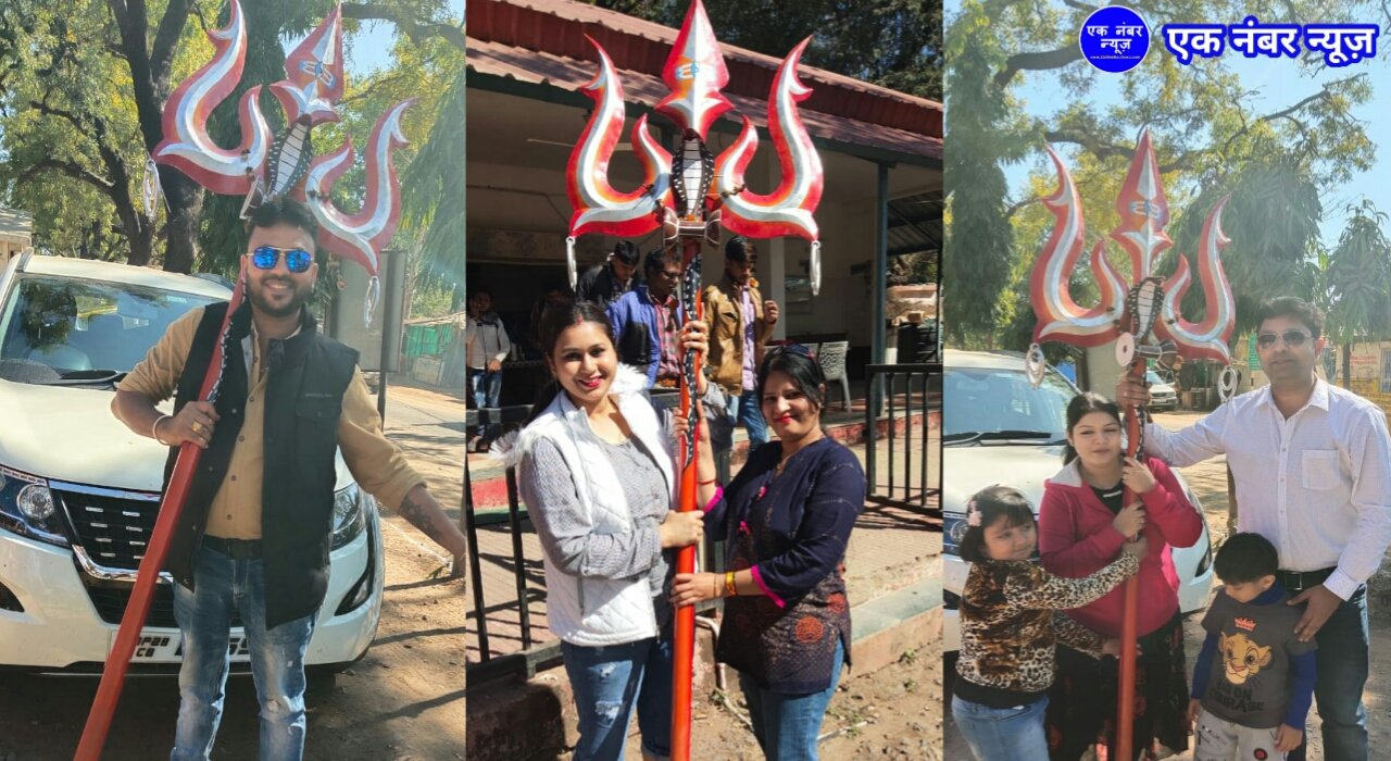 Chauragarh Mahadev Temple Pachmarhi Tour