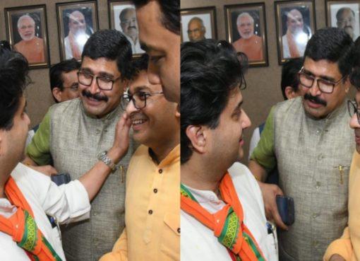 Shivraj Singh Dabi MP BJP