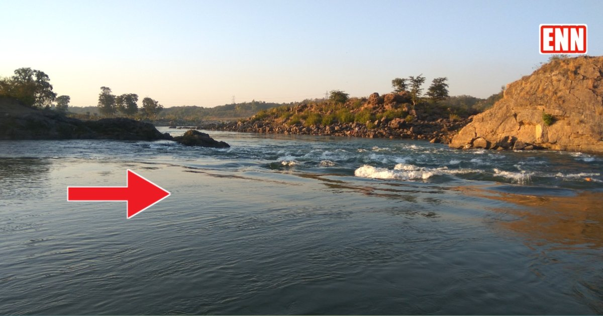 Narmada River Lockdown