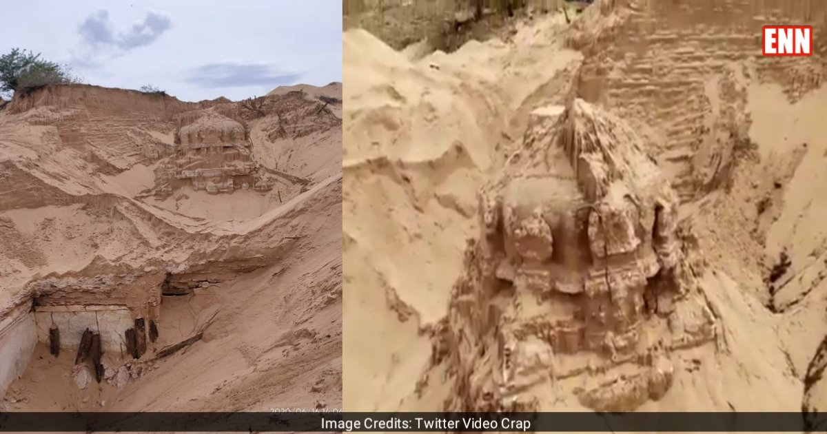 Nellore temple found
