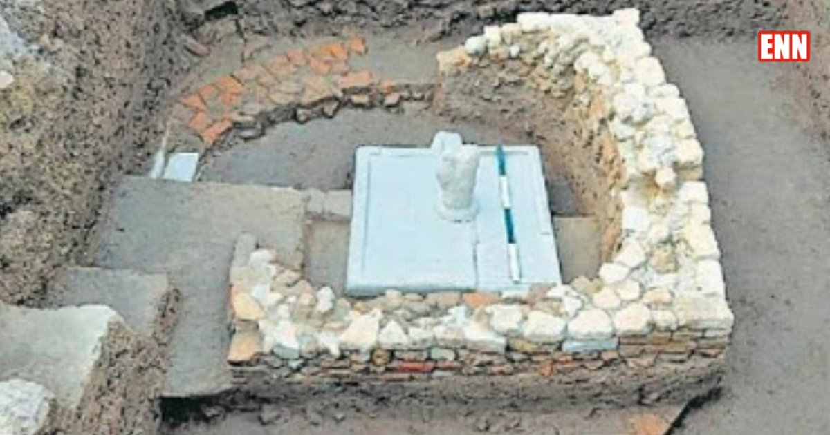 Oldest Shiva Mandir FoundAt Babhaniyav Village Kashi
