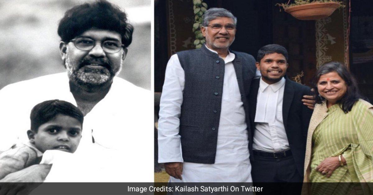Kailash Satyarthi Amar Lal