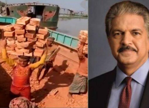 Anand Mahindra Video