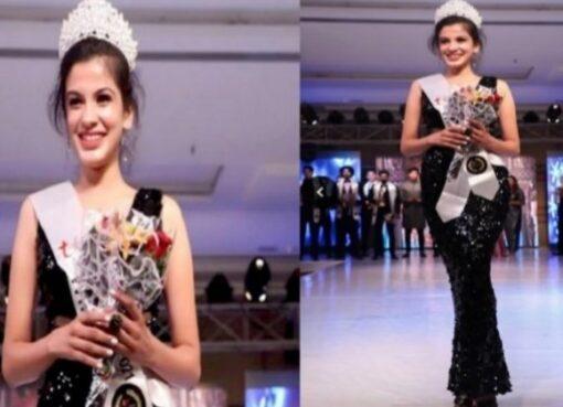 Varsha Dongre Miss India