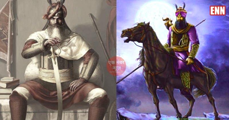 Hari Singh Nalwa Story
