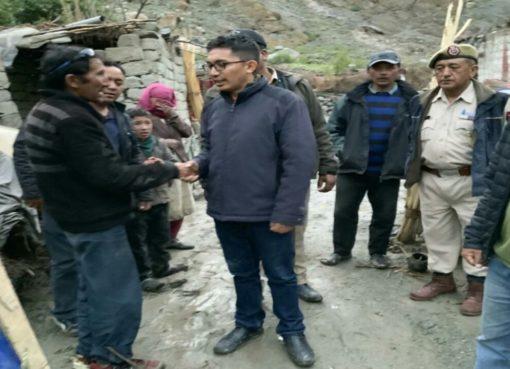 Jamyang Tsering Namgyal Latest