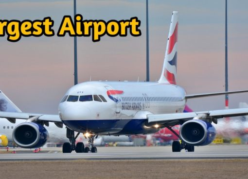 Largest Airport In India