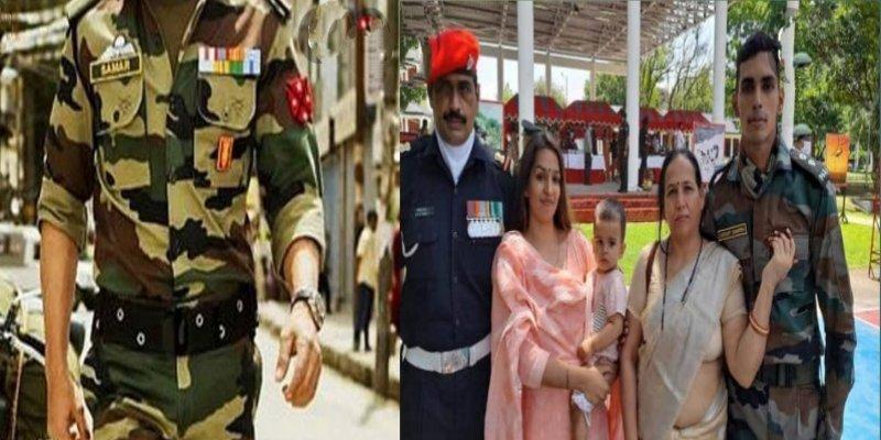 Vikrant Sharma Army