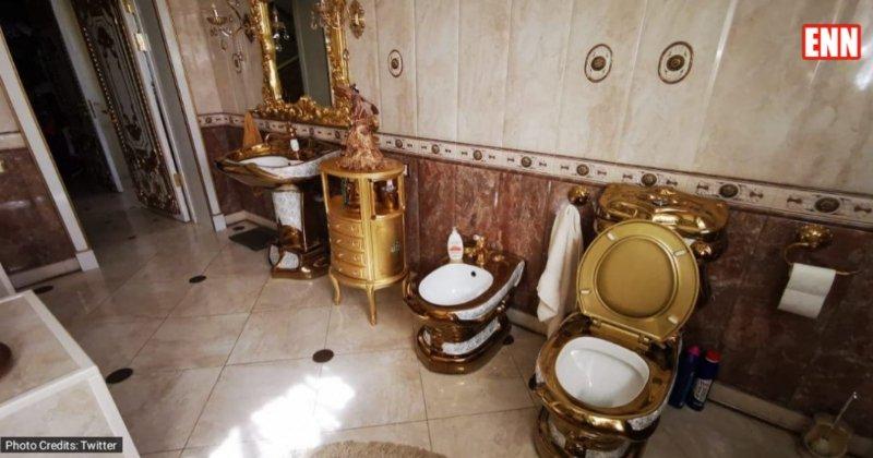 Golden Toilet News