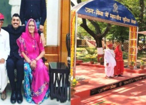 IPS Premsukh Delu Story