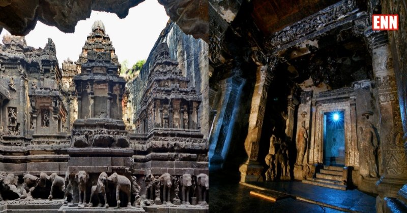 Kailash Cave Temple