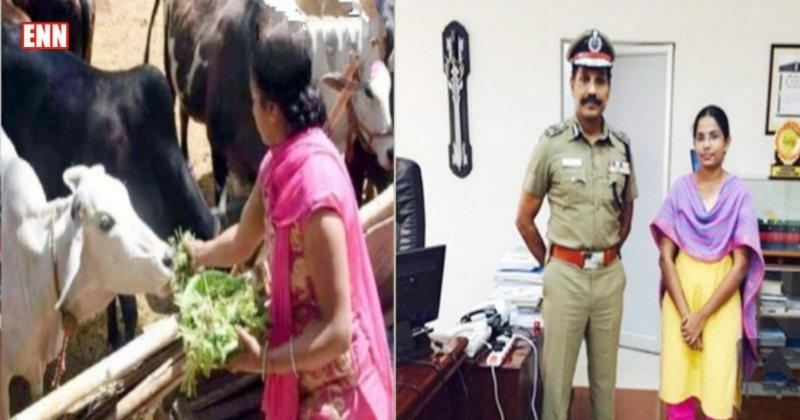 IAS C Vanmathi Story
