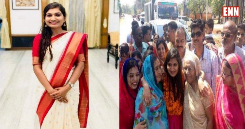 Namrata Jain IAS UPSC