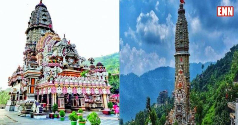 Solan Jatoli Shiv Temple