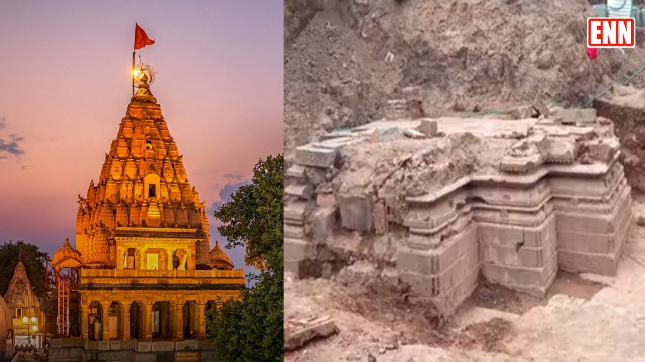 OLD Temple Found Ujjain