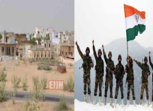 Jhunjhunu Indian Army