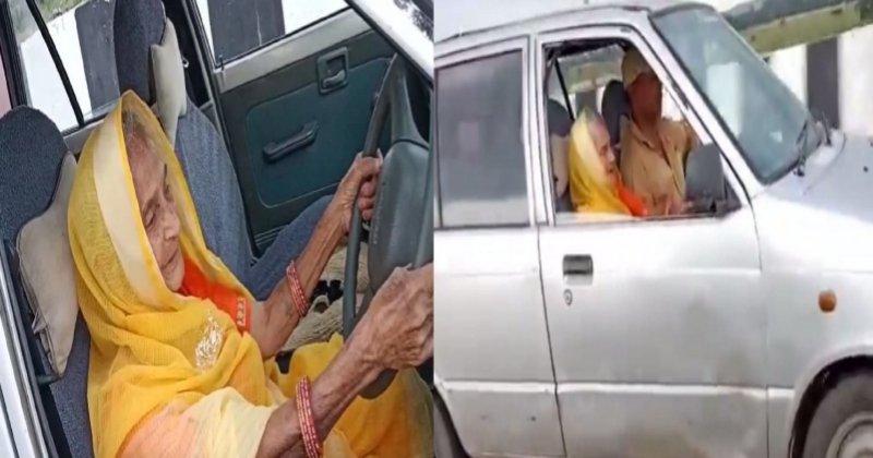 Dewas Dadi Driving