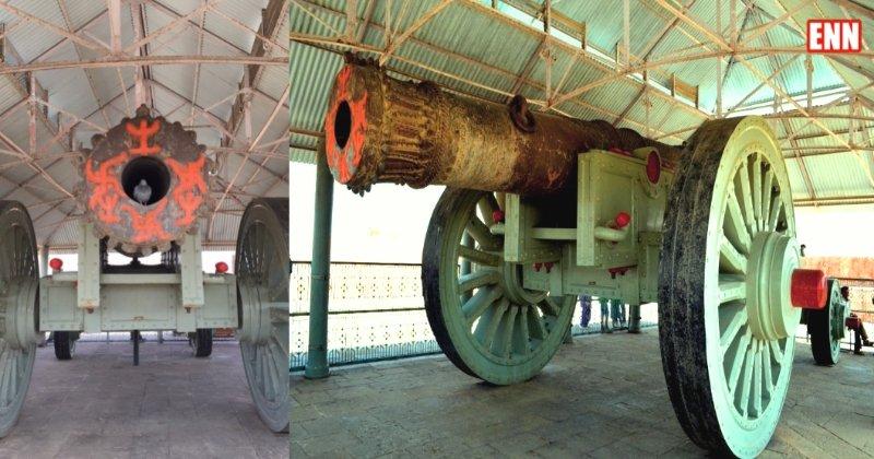 Jaigarh Fort Cannon