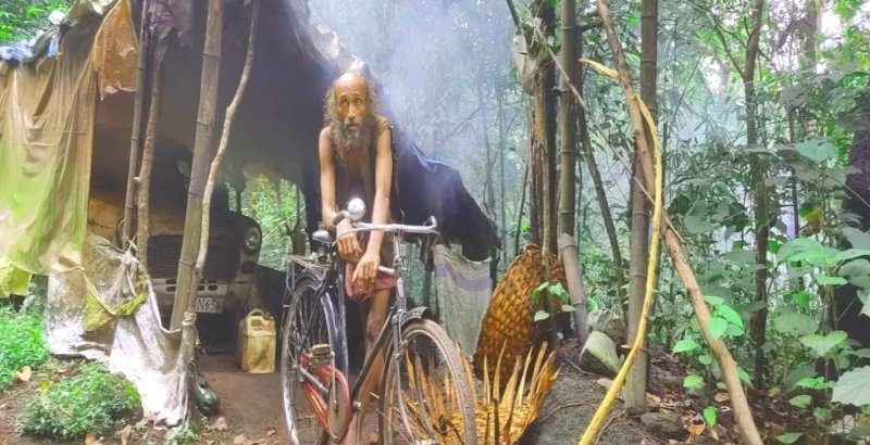 Chandrashekar lived Jungle