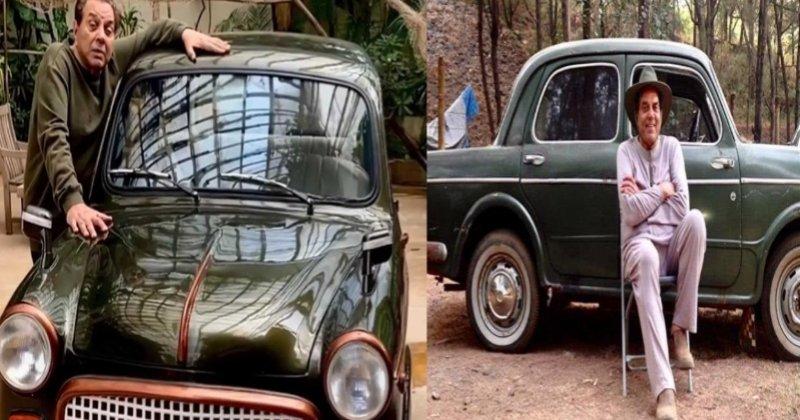 Dharmendra Car