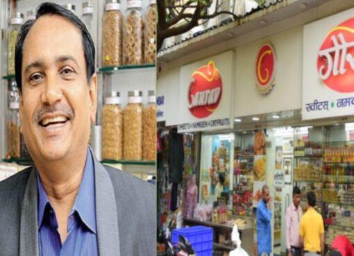 Gaurav Sweets Veeral Patel