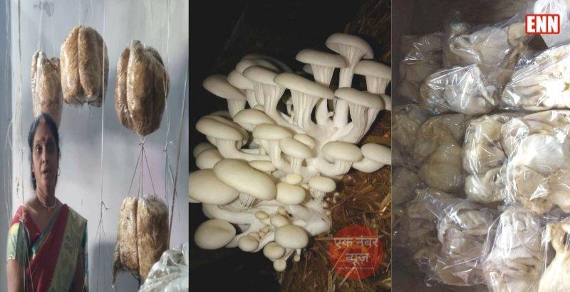 Rekha Devi Mushroom Kheti