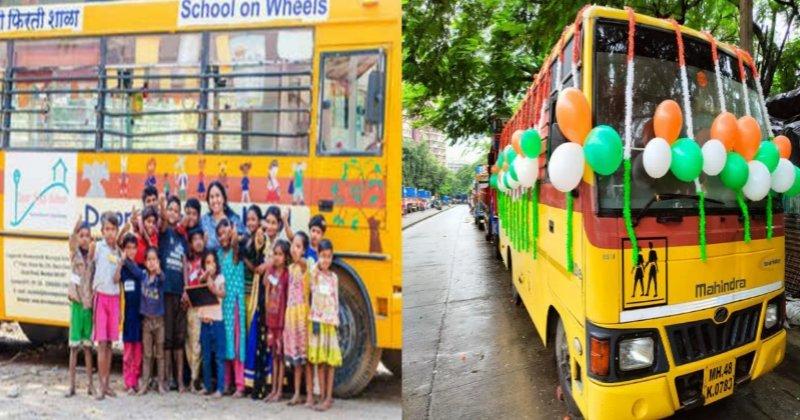 Ashok Kurmi School Bus
