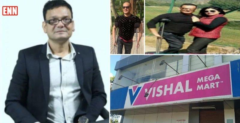 Vishal Mega Mart Success